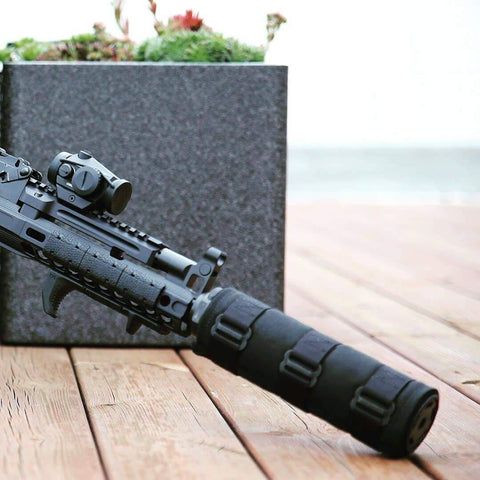 Cole-Tac HTP Suppressor Cover