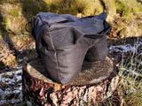Cole-Tac Waxed Tricorne Bag