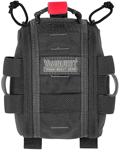 Vanquest 4x6 in BLACK - POUCH ONLY
