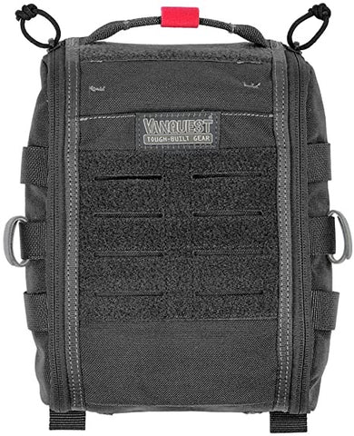 Vanquest 7x10 in BLACK - POUCH ONLY