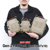 Vanquest 7x10 in COYOTE - POUCH ONLY