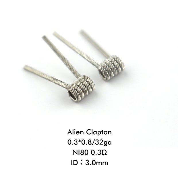 7 In 1 Pre-Built Coils