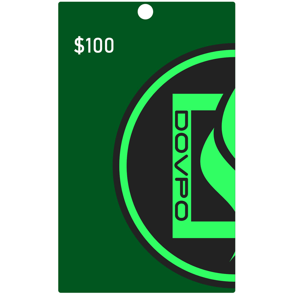DOVPO Official Gift Card