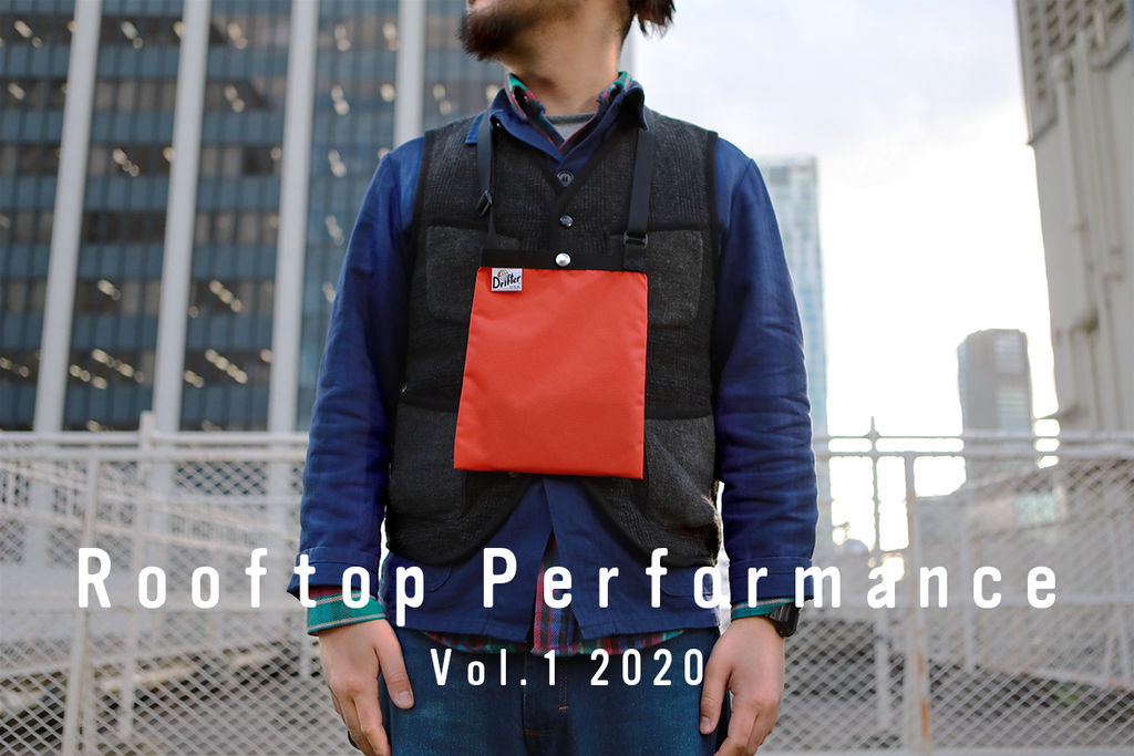ROOFTOP PAFORMANCE / vol.1 2020