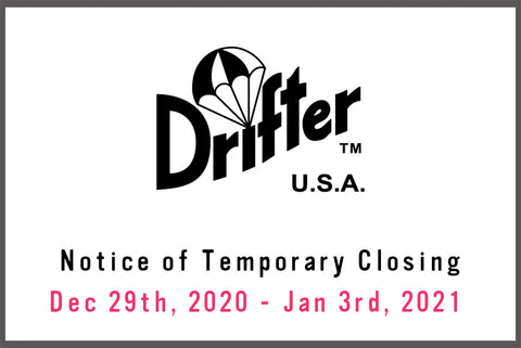 Drifter_blog_information