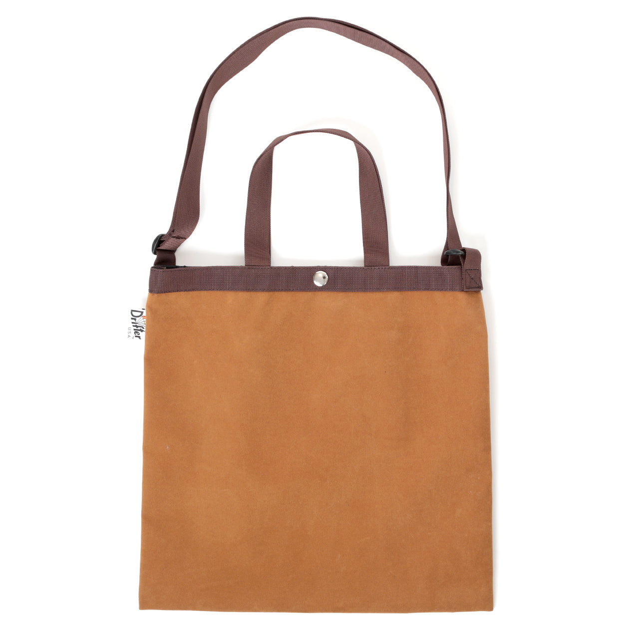 ELEMENTARY TOTE FAKE SUEDE LEATHER