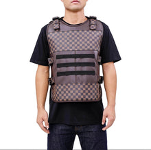 Load image into Gallery viewer, Outerwear Lux Checkered Vest