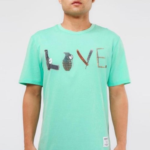 Weapons or Love T-Shirt