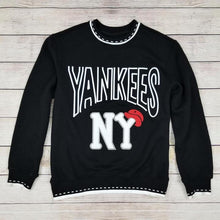 Load image into Gallery viewer, NY Yankees Crewneck Sweatshirt
