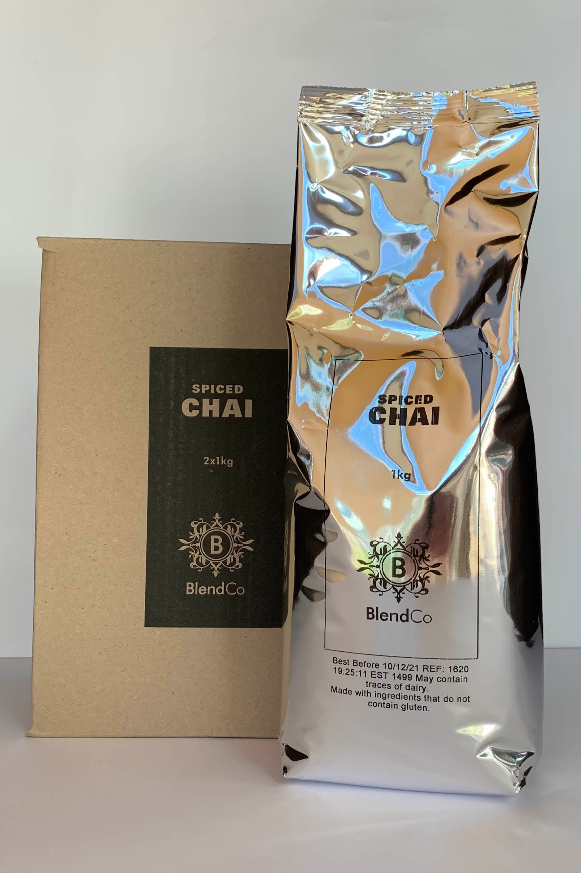 BlendCo Spiced Chai 2kg | BlendCo Australia - Beyond the Cup | Coffee | Tea | Machinery