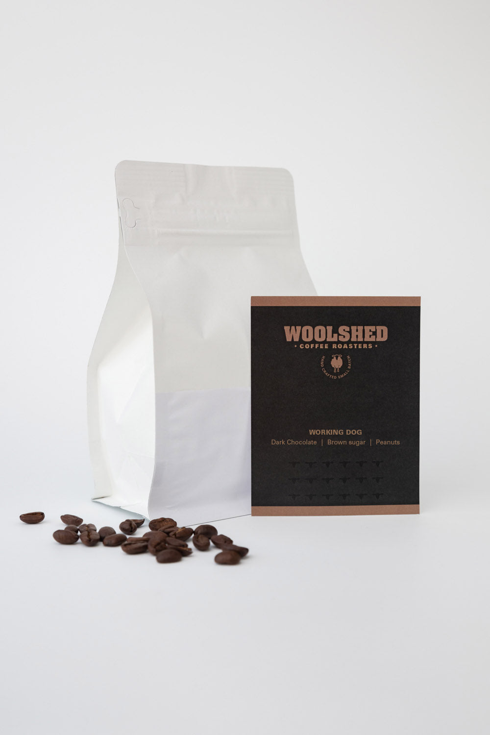 Woolshed - Working Dog - UTZ Certified Coffee Beans | BlendCo Australia - Beyond the Cup | Coffee | Tea | Machinery