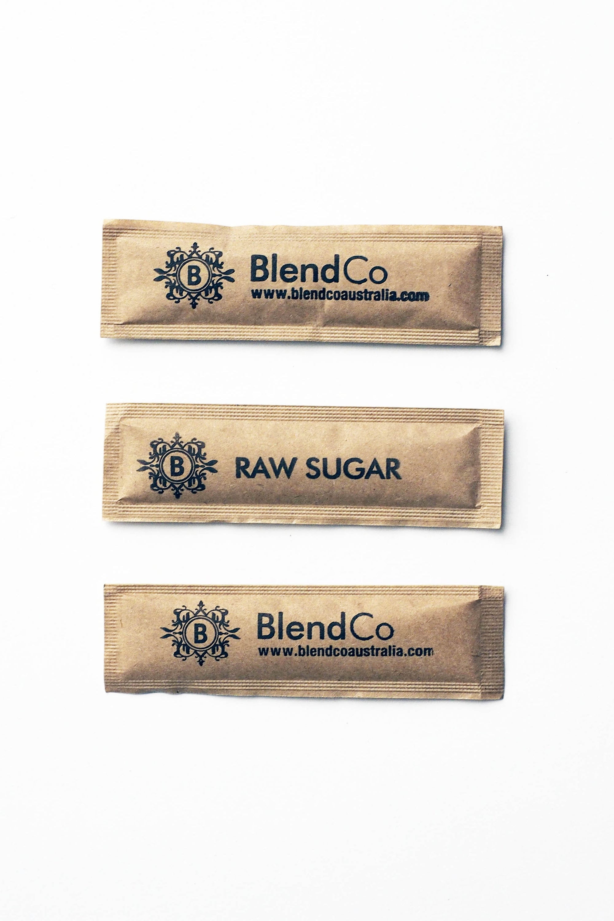 BlendCo Raw Sugar Sticks | BlendCo Australia - Beyond the Cup | Coffee | Tea | Machinery