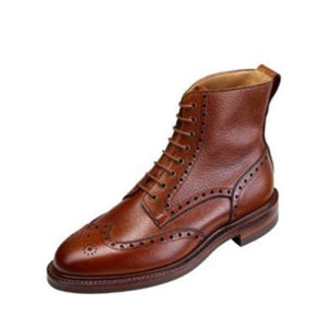 Reagan leather shoes