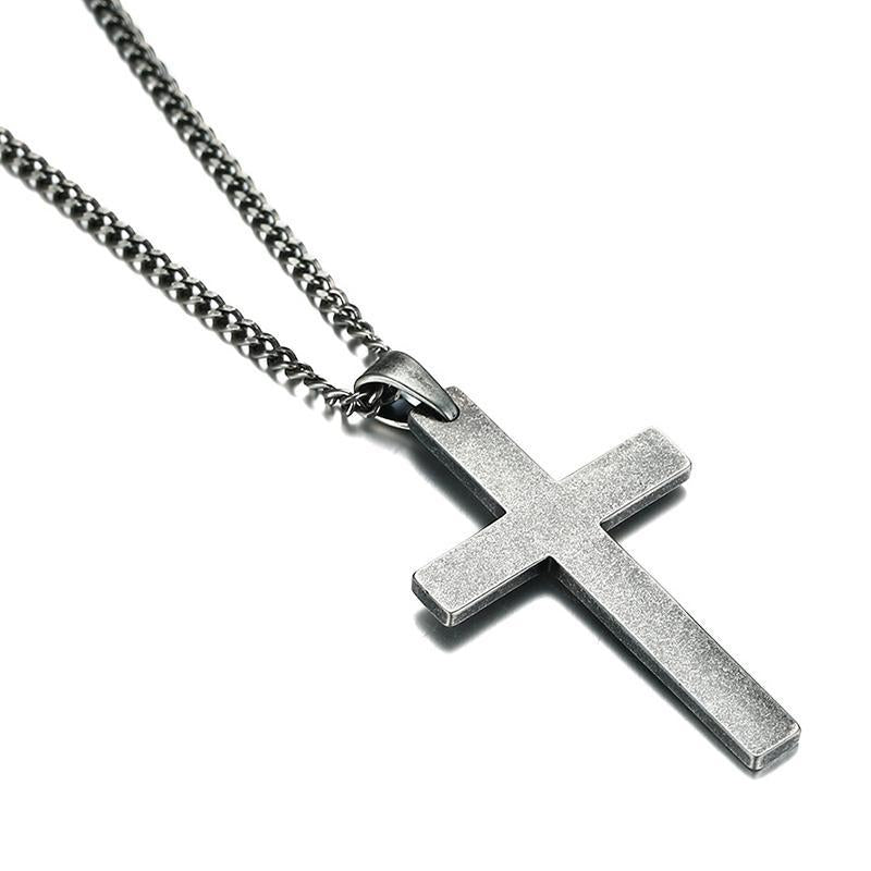 Cross Pendant Religion Necklaces