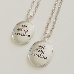 My Only Sunshine Two Set Necklace - 50% OFF with DISCOUNT CODE