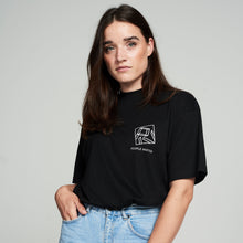 Load image into Gallery viewer, PIV BLACK TEE BASIC