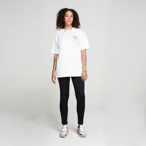 PIV BASIC TEE WHITE