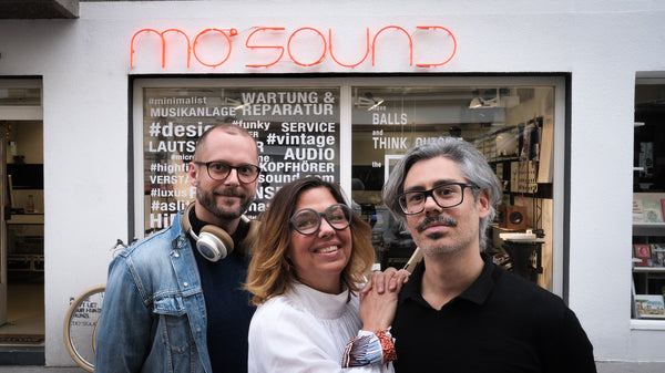 mo sound store - your Hi-Fi and audio store in Vienna
