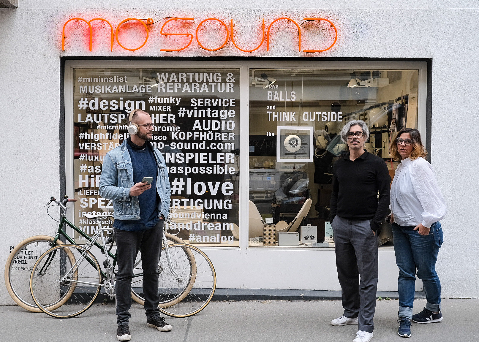 mo sound store, your Hi-Fi and audio store in Vienna