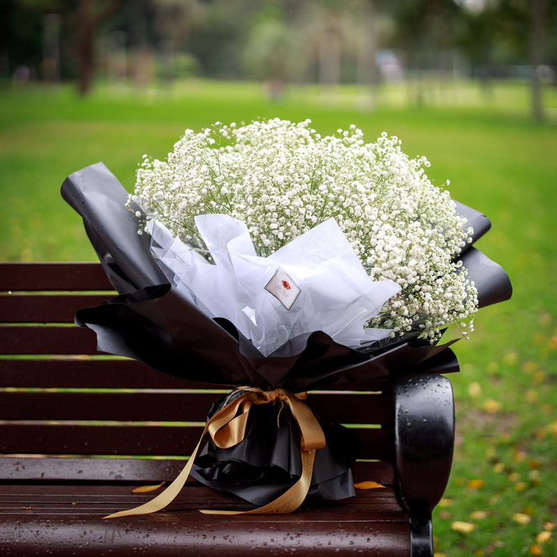 Baby's Breath Bouquet
