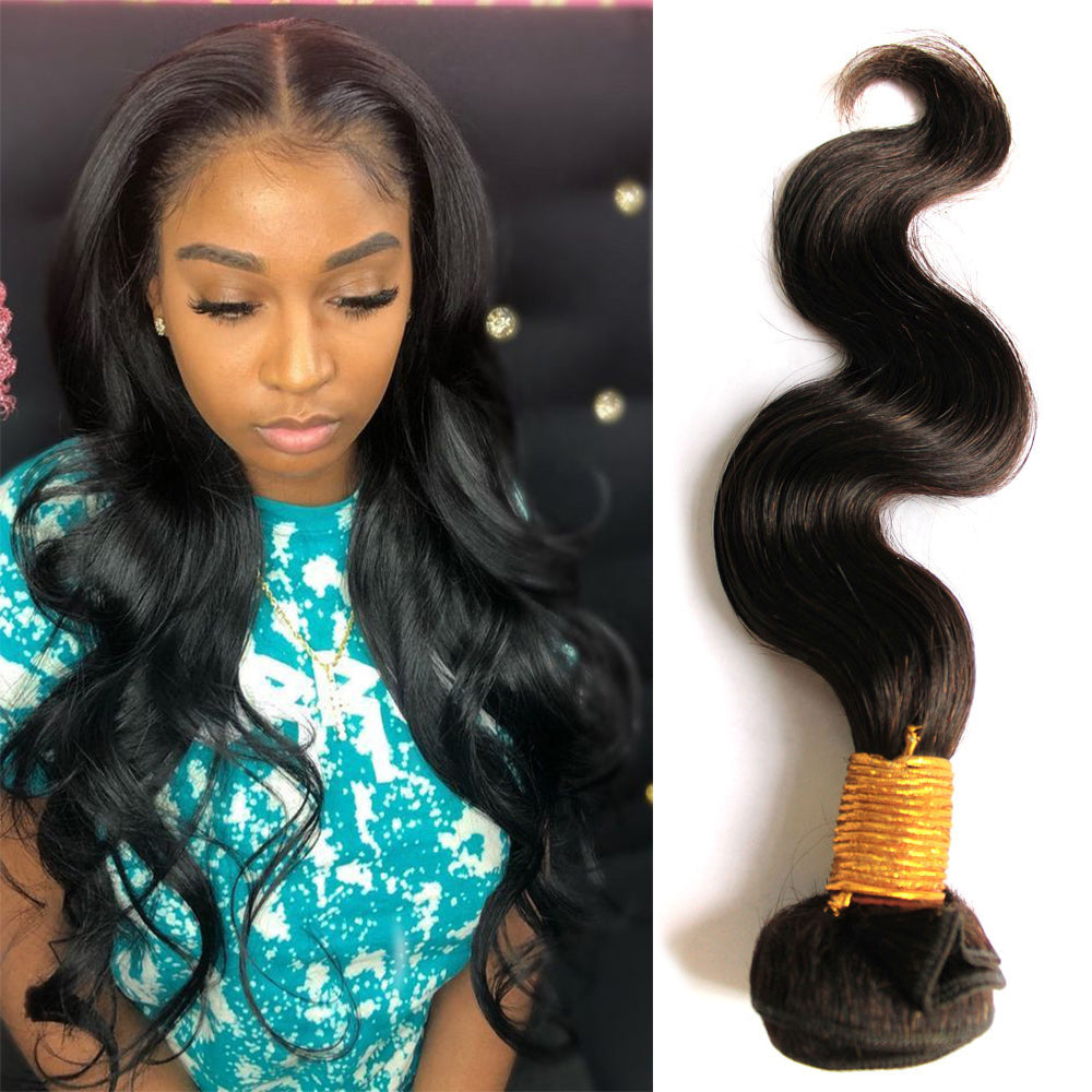 BHE Hair 8A 1 Bundle Virgin Brazilian Body Wave Human Hair Weave High Quality