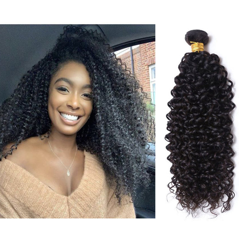 BHE Hair 8A 1 Bundle Brazilian Kinky Curly Virgin Human Remy Hair Weave