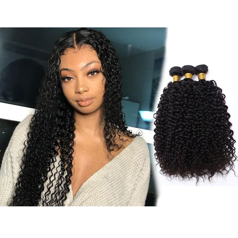 BHE Hair 8A Brazilian Kinky Curly, Afro Kinky Curl Weave 3 Bundles Deal