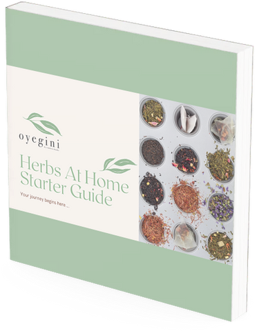 Herbs At Home Starter Guide Ebook