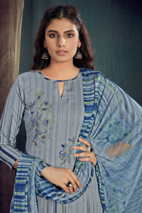 Bhelpuri Multi Pure Zam Cotton Multi Designer Pure Zam Cotton Digital Printed Plazzo Suit