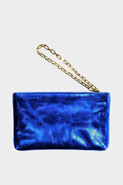 Affaire Power Leather Wristlet