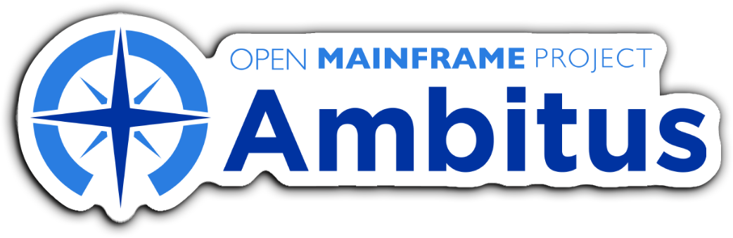Ambitus Logo Decal