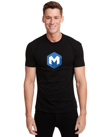 OMP Icon Straight-Fit Tee