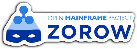 Zorow Logo Decal