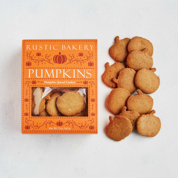 Rustic Bakery Pumpkin Spiced Cookies