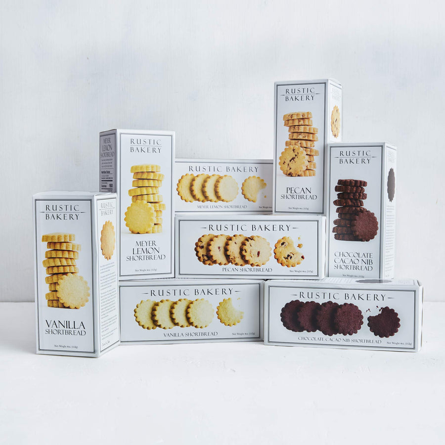 Shortbread Cookie Collection