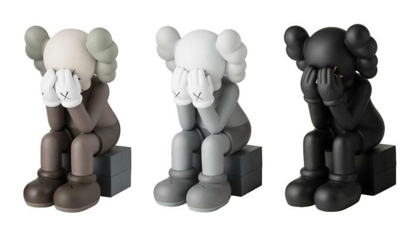 KAWS Passing Through, 2018
