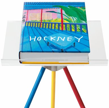 David Hockney - A Bigger Book (Signed)