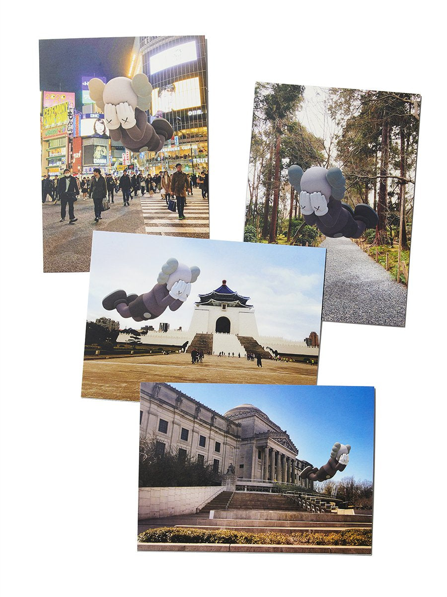 Brooklyn Museum - Augmented Reality Postcard (Set of 4), 2021
