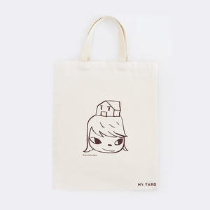 Tote Bag - House on the Head