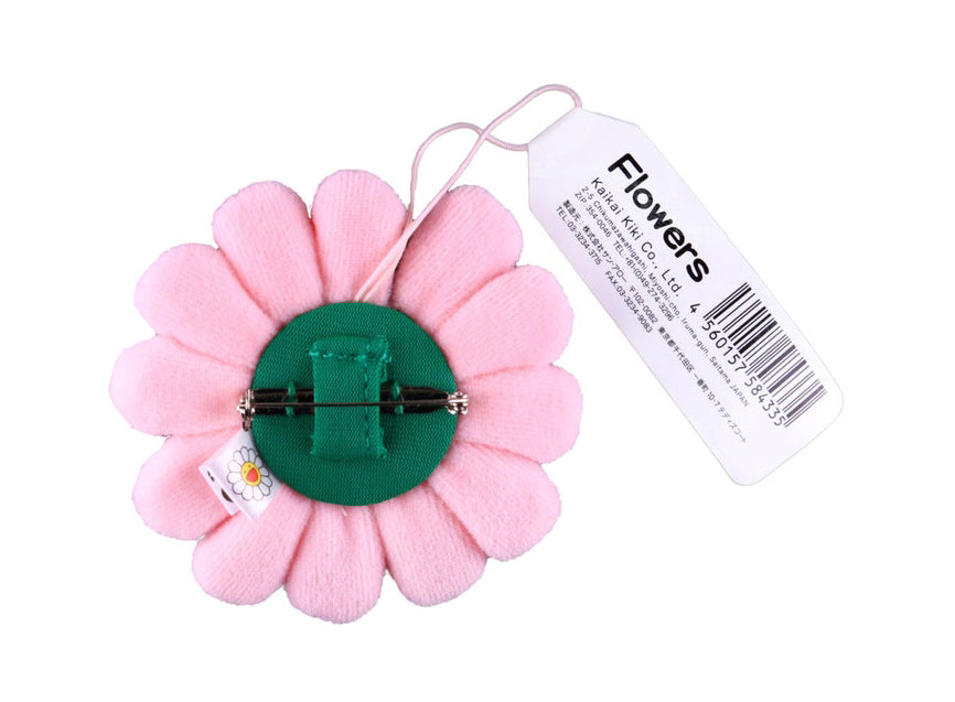Flower Pin (Light Pink)