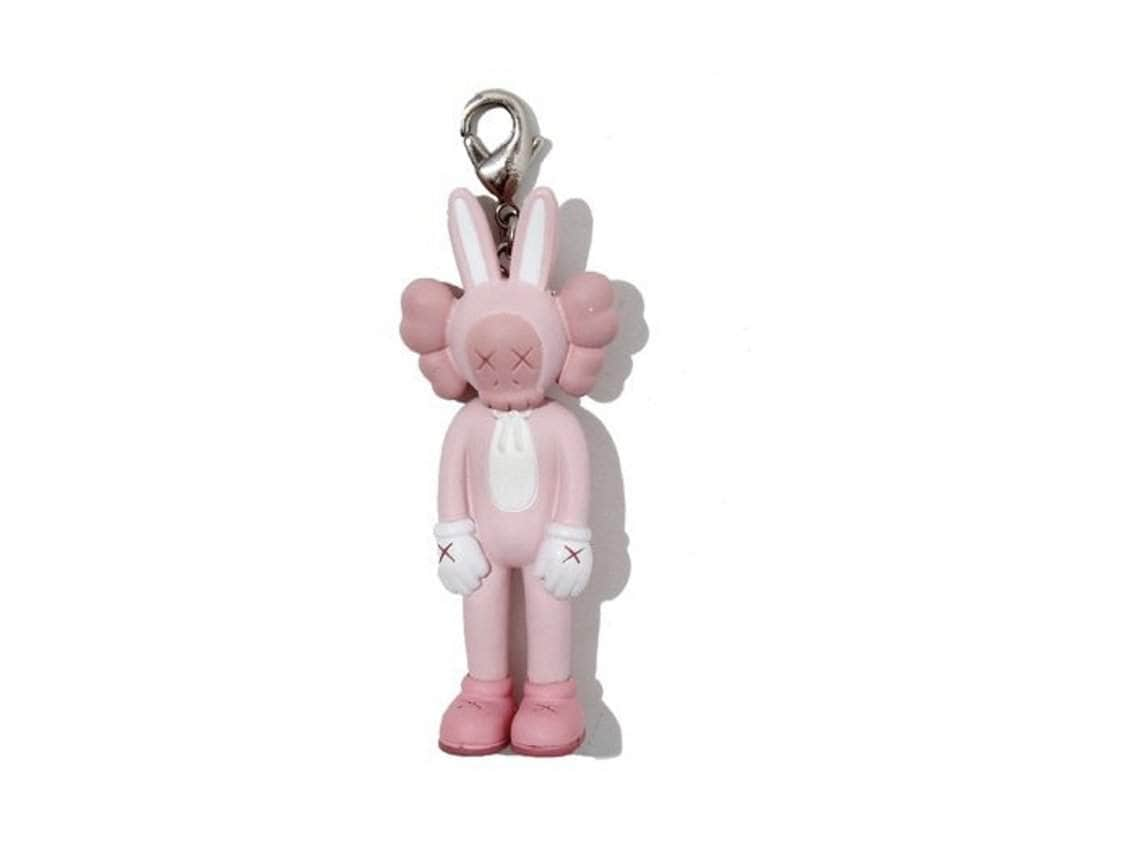 Accomplice (Pink) Keychain, 2002