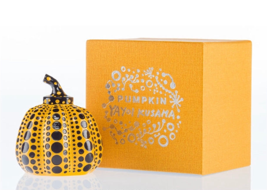 Pumpkin Object (Yellow)