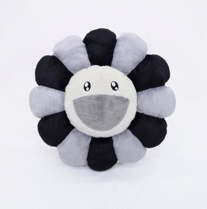 Flower Cushion 60 cm (Grey & Black) (Tai Kwun Exclusive), 2019