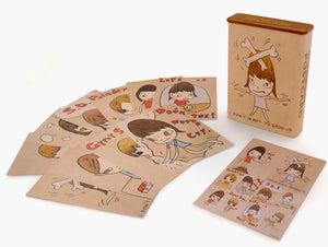 "Postcard Box Set ""Print Works"", 2011"