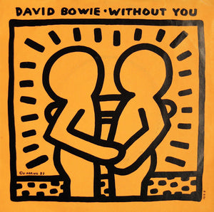 Without You Vinyl Record (With Frame), 1983