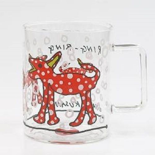 Glass Mug Set (Set of 2)