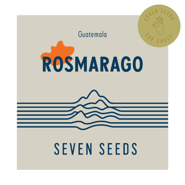 Rosmarago, Guatemala by Seven Seeds