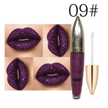 Load image into Gallery viewer, Colors Changing Glitter Lipstick Liquid Metallic Lip Gloss