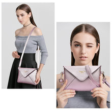 Load image into Gallery viewer, 5-Piece Set Women Fashion Handbag And Purses Female Shoulder Bags Killers Pack Tote Bags