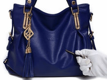 Load image into Gallery viewer, High Quality Women's Fashion Casual Leather Handbags Totes Purses